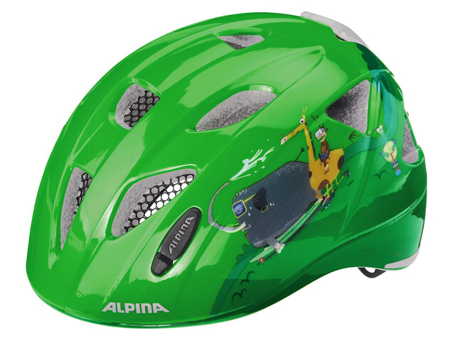 Alpina Ximo Flash Helmet Juniors race day